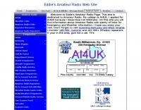 AI4UK Ham Radio & Frequency Web Site