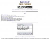 IZ8BLY Hellschreiber