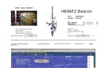 HB9AFZ Web receiver in Switzerland
