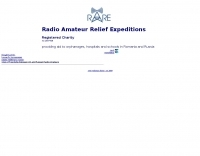 Radio Amateur Relief Expeditions