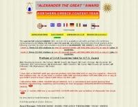 Alexander The Great Award