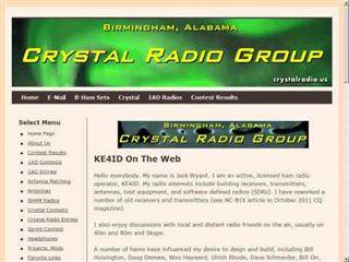 Crystal Radio Resources