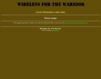 Wireless for the Warrior