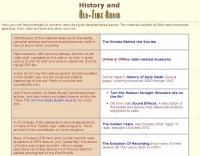 Radio History