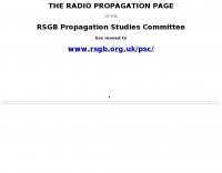 Popagation studies committee