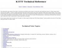 K1TTT Technical Reference