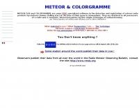 METEOR software