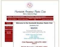 Redwood Coast Amateur Radio Convention