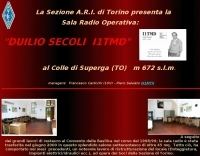 ARI Torino, Sala Radio
