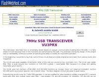 7 MHz SSB Transceiver