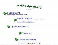 CB Packet Radio Internet Gateway DNX274