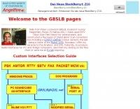 G8SLB SSTV Packet modems