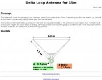 15m Delta Loop