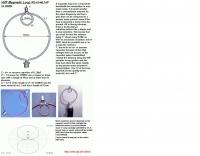 VHF Magnetic Loop