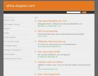 Micro Finder Doppler