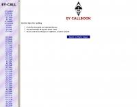 Tajikistan EY Callbook