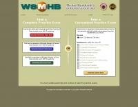 W8MHB U.S. Amateur Radio Practice Exams