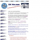DX Holiday