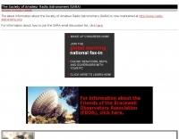 SARA - Society of Amateur Radio Astronomers