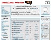 Dansk Scanner Information