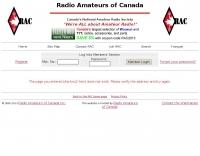 VHF UHF Operating index - RAC