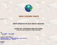 Grid Square maps