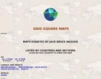 Grid Square maps