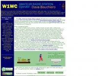 Amateur Radio links and websites by W1WC
