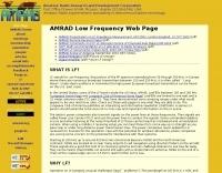 Amrad LF operatoins