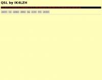 QSL INFO SYSTEM by IK4LZH