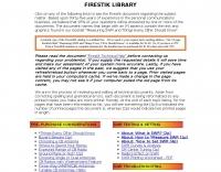 Firestik Library