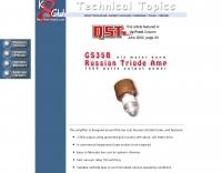 50 MHz GS35B 1500 Watt Amplifier