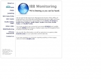 VOA monitoring home page