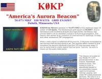 K0KP 6Meters beacon