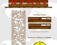 Treasure Valley Radio Association, K7OJI.ORG