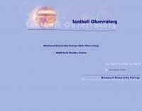 University of Hawaii Radio Astronomy