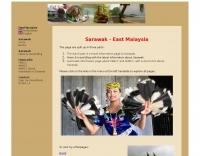 Sarawak East Malaysia on Borneo Island