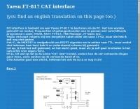 CAT Interface for Yaesu