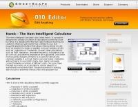 HAMIC - The Ham Intelligent Calculator