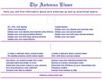 The Antenna Elmer