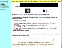 F5NYV web site
