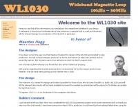 WL1030 Wideband Magnetic Loop