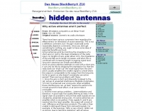 Why active antennas aren't perfect