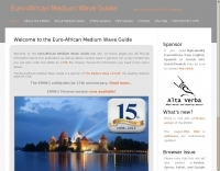 European Medium Wave Guide