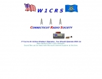 W1CRS Connecticut Radio Society