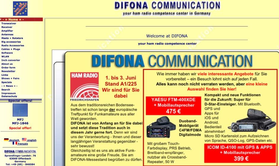 Difona Communication GmbH