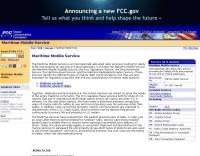 FCC - Marine VHF Radio Channels