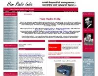 Hamradioindia a website by vu2fd