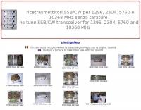No tune SSB/CW transceivers