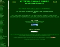 Interval Signals Archive